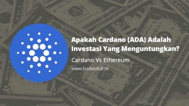 Gambar Logo Cardano (ADA)