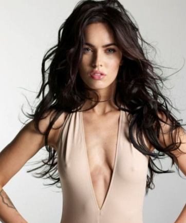 Gorgeous Megan Fox Hot Cute Pictures