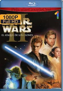 Star Wars Episodio 2: El Ataque De Los Clones [1080p BRrip] [Latino-Inglés] [GoogleDrive] LaChapelHD