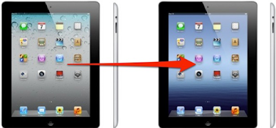 Cara Melakukan Transfer Restore data dari iPad lama ke iPad baru Anda Menggunakan iTunes