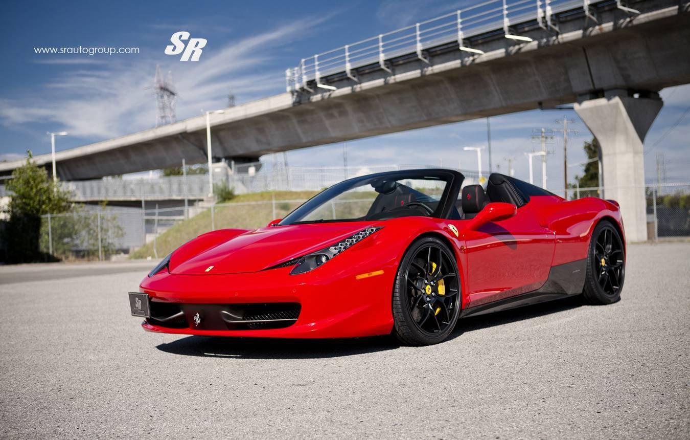 Davide458italia Ferrari 458 Spyder Novitec Rosso By Sr Auto