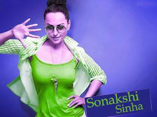 Sonakshi Sinha Super Pose Wallpapers