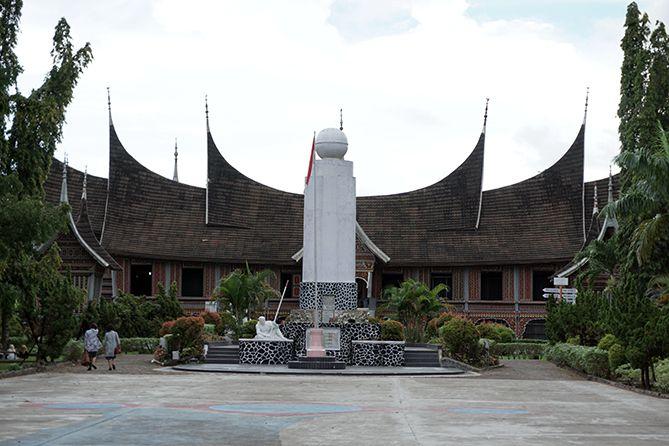 Museum Adityawarman di Kota Padang
