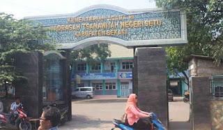 MTsNSetu Bekasi Jawa Barat