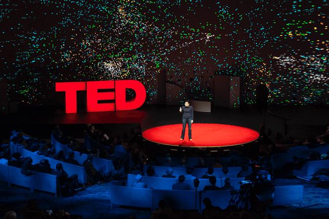 أشهر المتحدثين التحفيزيين المحفزين تيد TED