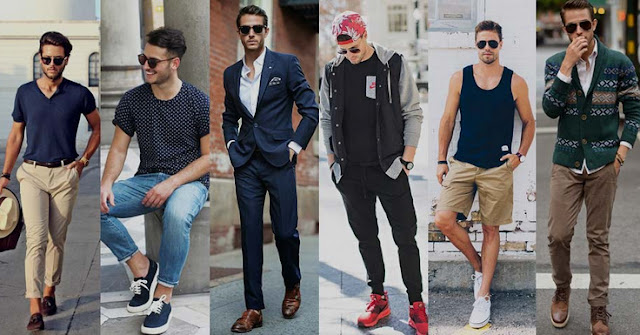8 Casual Style untuk Pria yang Bikin Penampilan Makin Oke