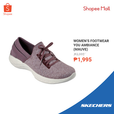 Skechers Women's Footwear You Ambiance
