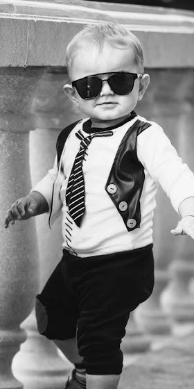 Hình Nền Baby Boy Cool Ngầu
