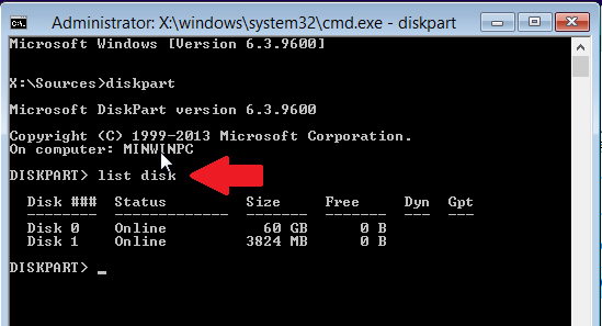 Windows cannot be installed to this disk. The selected disk has an MBR partition table. On EFI systems, windows can only be installed to GPT disk
