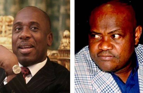 Amaechi Replies Governor Wike With Facts