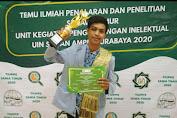 Ikuti Lomba Esai Nasional, Mahasiswa UNDIKMA Sabet Juara 1.
