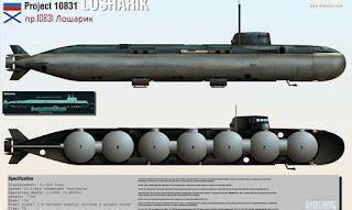 Project 1083 Losharik