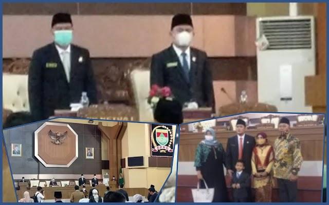 Fuat Nopriadi  Pratama Resmi Jadi Anggota DPRD Kab.Musi Rawas
