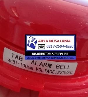 Jual Alarm Bell 4inch 220v Alarm Pabrik di Denpasar