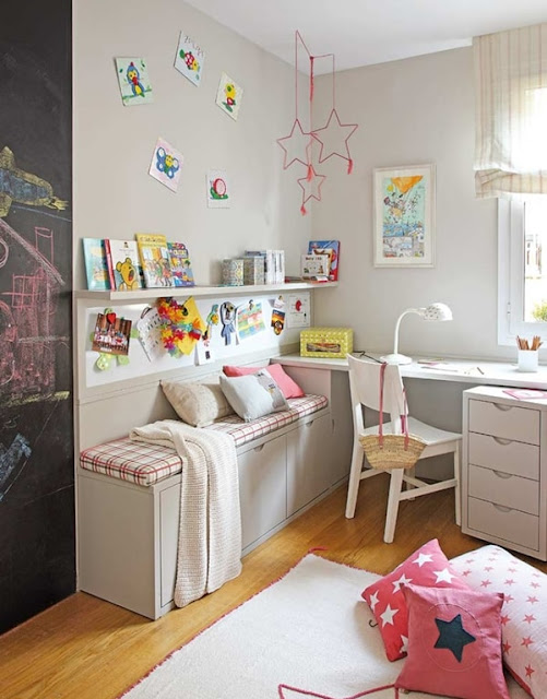 Unisex Children's Bedroom Ideas 4