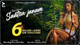 Saaton Janam Lyrics – Ishaan Khan