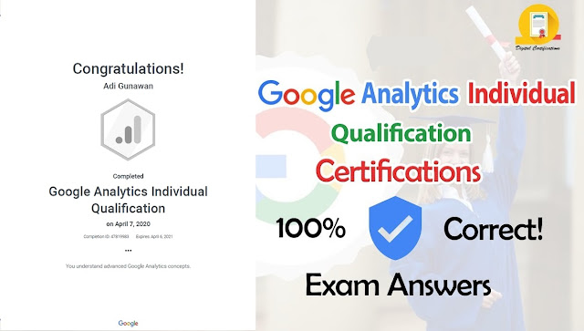 Jawaban Google Analytics Individual Qualification