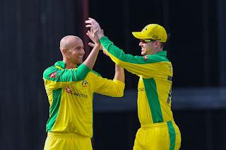 West Indies vs Australia 3rd ODI 2021 Highlights