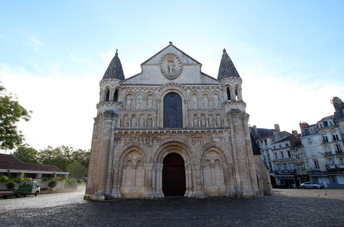 Kirche Notre-Dame-La-Grande Poitiers