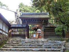 上賀茂神社・新宮門