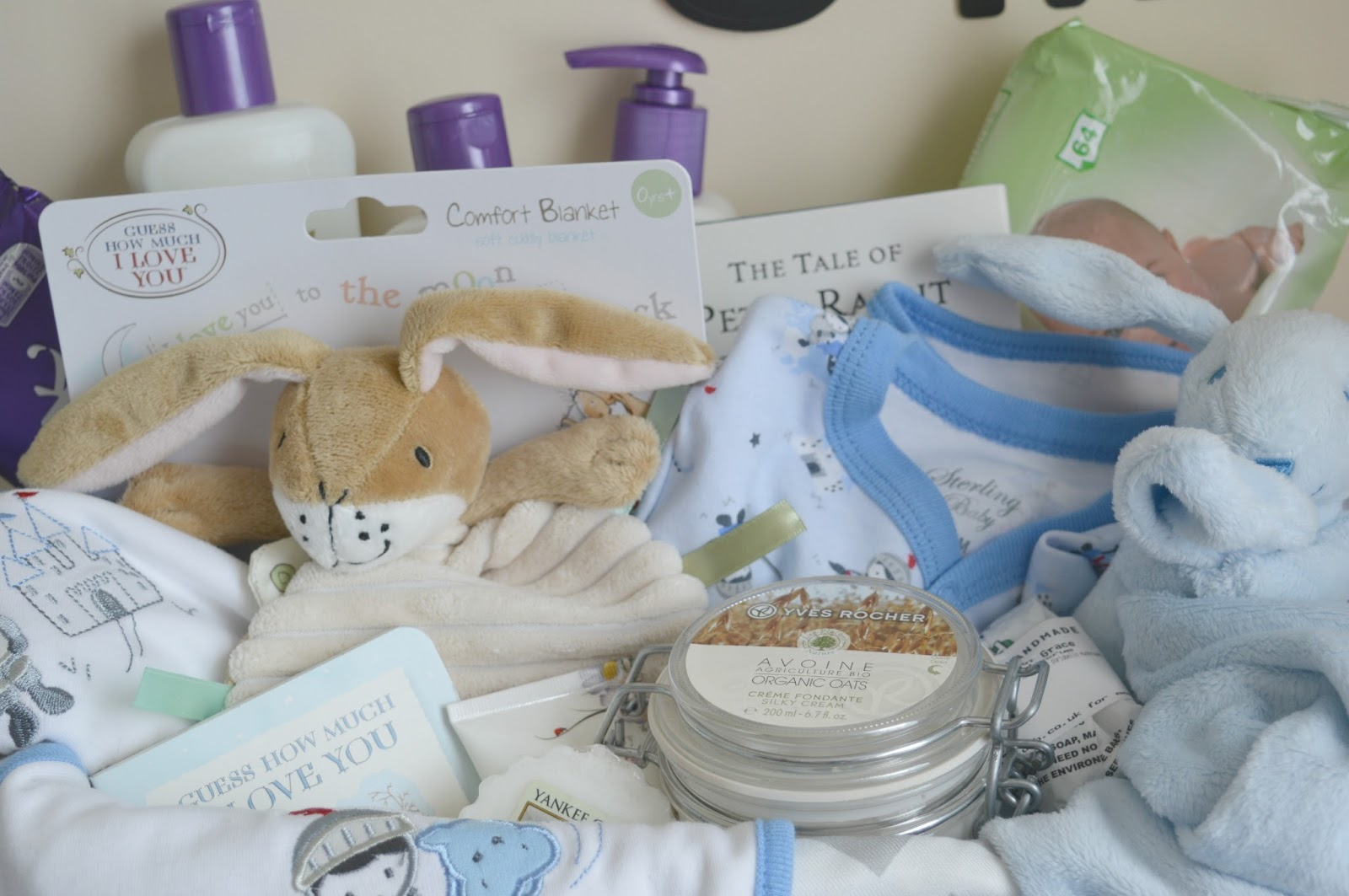 New Baby Amp Mum Gift Basket Dolly Dowsie