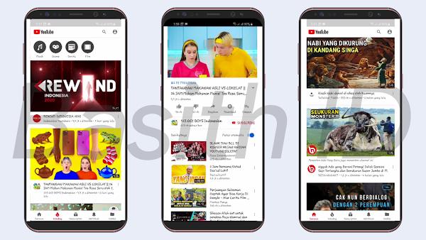 Download Youtube Premium Mod Tanpa Iklan Terbaru 2021