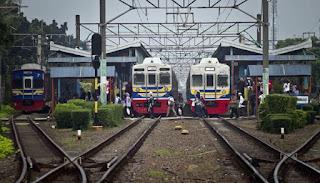 Alamat Stasiun Pasar Minggu