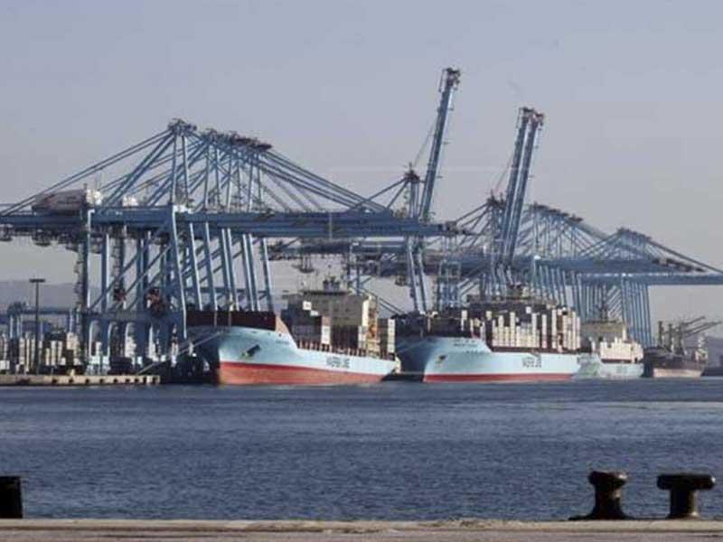 Estibadores retoman huelga en puertos españoles