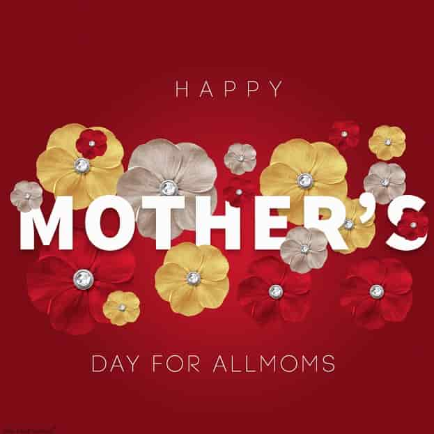 happy mothers day to all moms image