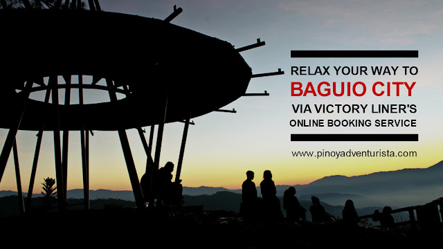 Relax your way to Baguio with Victory Liner Bus Online Ticket Booking Service