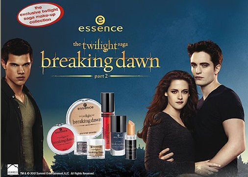 Essence Cosmetics Twilight Saga Breaking Dawn Part 2 ad.jpeg