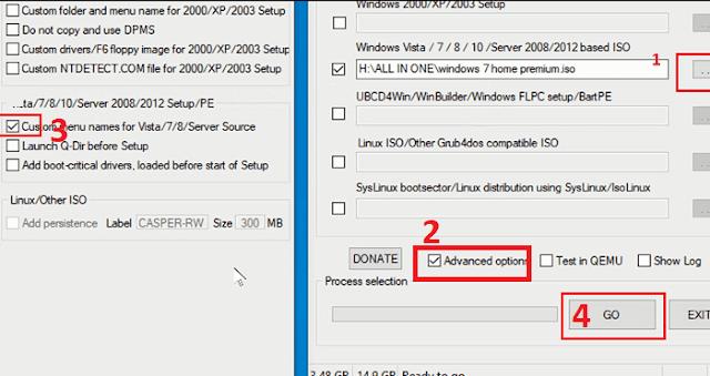 برنامج خرافي حرق ويندوز 7/8.1/10 على فلاشة usb