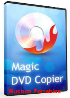 Magic DVD Copier Portable