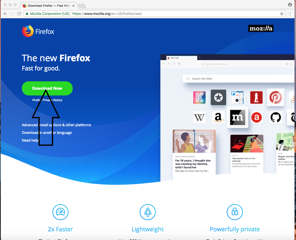 Firefox download mac | Peatix