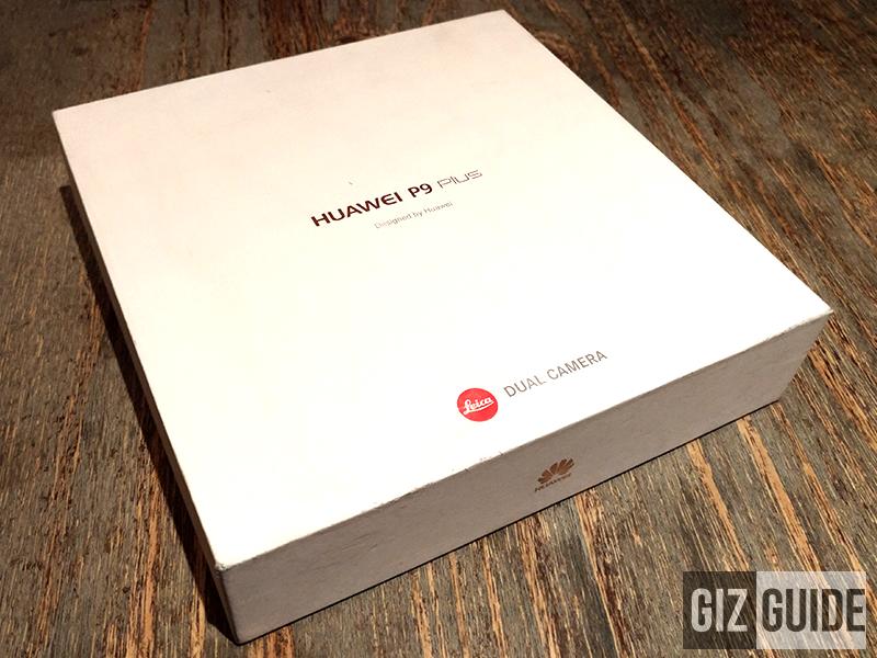 Huawei x Leica box