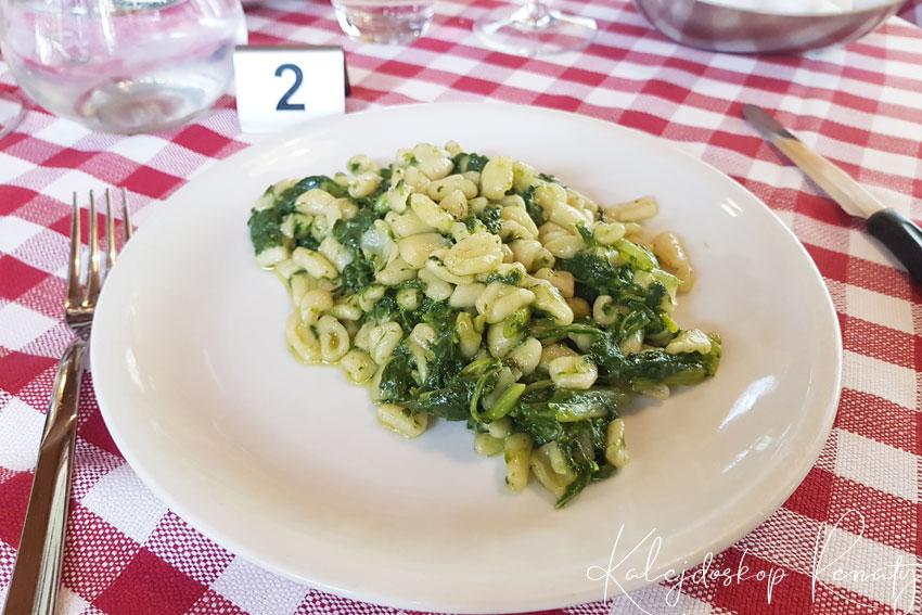 Gdzie zjeść w Scanno?