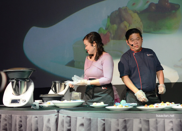 Thermomix® Malaysia Fine Dining Experience With Chef James @ Ruyi & Lyn