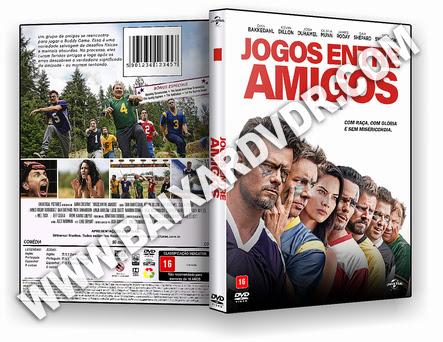 Jogos Entre Amigos (2021) DVD-R AUTORADO