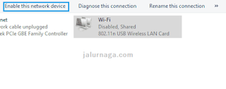 Enable This Network Device