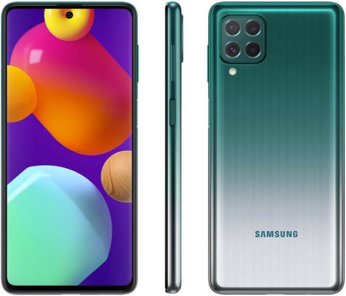 موبايل Samsung Galaxy M62 بسعر 6666 جنيه على نون مصر