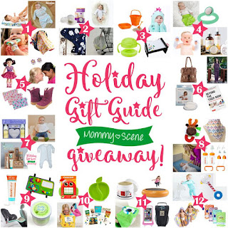 Holiday Gift Guide and 12 Days of Christmas Giveaway