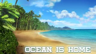 لعبة ocean is home