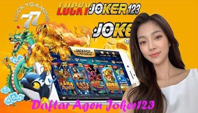 Daftar Agen Joker123 Game Slot Terbaru Berikan Win Rate Tertinggi
