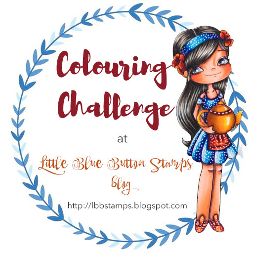 Coloring challenge in LBBS blog
