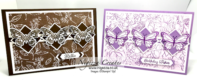 Nigezza Creates with Stampin' Up! & Butterfly Wishes