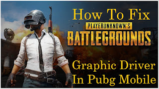 How To Fix Graphic Driver In Pubg Mobile || Tencent Gaming Buddy || Urdu/Hindi Video