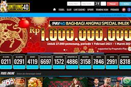 Keluaran Baru Bandar Togel Online UNTUNG4D Agen Situs Slot Online Terbaik dan Terpercaya