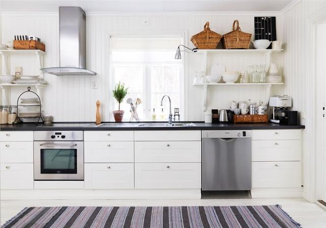 Keuken Scandinavisch Scandinavian Kitchen