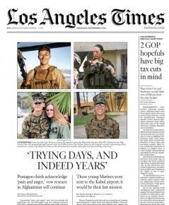Los Angeles Times Magazine 2 September 2021