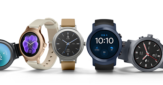 Android Wear 2.0 is here with new hardware features!